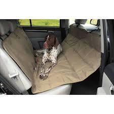 pet ego hammock car seat protector in tan petco