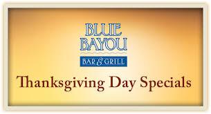 thanksgiving day specials silver slipper casino