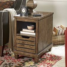 charging station end table wayfair