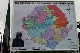 africa map review unveils new geographical map africa review