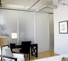 panel curtain room divider creative room dividers frosted glass room divider separates the