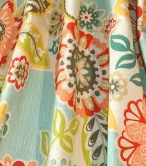 home essentials caribbean print fabric 45