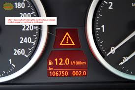 bmw service info icons diy bmw 650i 645ci e63 e64 change and check