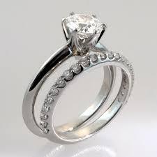 Walmart Wedding Rings by Wedding Rings Gordons Trio Wedding Rings Walmart Wedding Rings