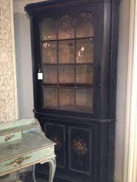 willett wildwood cherry corner cabinet cherries antique
