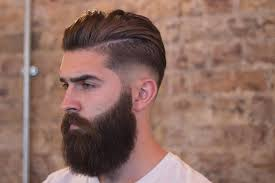 haircuts with beards mens short haircuts with beards beautiful mens hairstyles beards