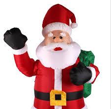 2 4m santa claus black santa