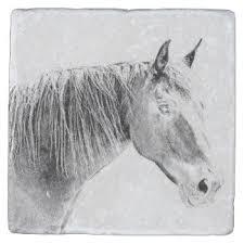 white horse drink u0026 beverage coasters zazzle co uk