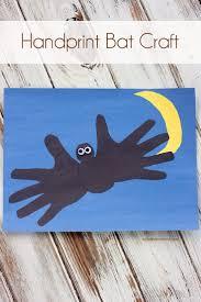Halloween Bat Craft by Handprintbatcraft Jpg