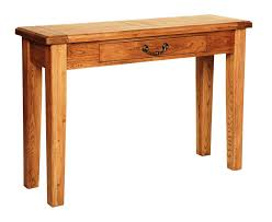 Rustic Pine Desk Rustic Console Table For Your Roomhome Design Styling