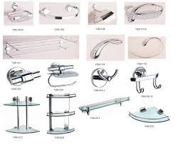 stainless steel bath accessories decoration channel