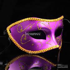 mardi gras masquerade streak half faces mask mardi gras masquerade costume