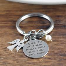 remembrance keychain remembrance keychain angel keychain remembrance gifts memorial