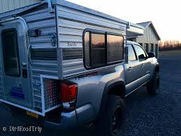 overland camper life with a 4 wheel camper