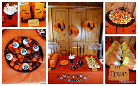 Candy Tables Ideas Halloween Candy Table