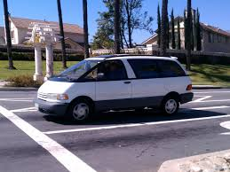 toyota previa spotted the previa is toyota u0027s most exciting car of the last 20