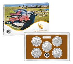 First State Quarters Of The United States Collectors Map by America The Beautiful Quarters 2016 Proof Set Us Mint