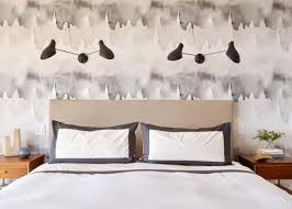 Watercolor Wallpaper For Walls by 14 Easy Ways To Make Your Guest Bedroom Extra Cozy Hgtv U0027s