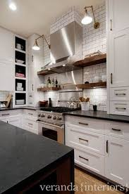 Kitchens With White Cabinets And Black Countertops by Best 25 Black Countertops Ideas On Pinterest Dark Kitchen