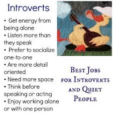 Being Comfortable Alone Best Jobs For Introverts And People Who Like To Be Alone Blossom