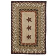 Country Primitive Rugs 18 Best Prim Rustic Rugs Images On Pinterest Country Rugs Oval