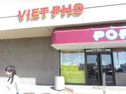 cuisine reno exterior signage picture of viet pho cuisine reno