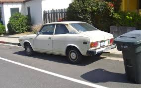 1972 subaru leone the street peep 1978 subaru dl 1600 sedan