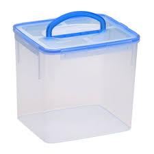 Martha Stewart Kitchen Canisters Plastic Kitchen Storage Boxes With Lids