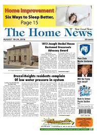 the home news august 18 by innovative designs u0026 publishing inc