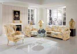 Gold Fabric Sofa Living Room Amazing Living Room Decorative Chairs With White