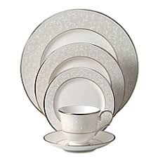 lenox opal innocence dinnerware collection bed bath beyond