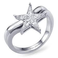 star wedding rings images 21 best star shape rings images diamond engagement jpg