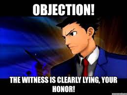 Objection Meme - image jpg