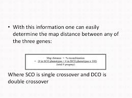 what information does a linkage map provide how to solve linkage map problems