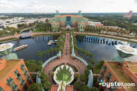 Walt Disney World Walt Disney World Swan And Dolphin Hotel Oyster Com Review