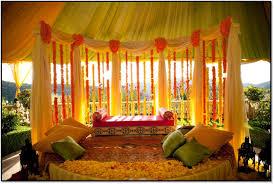 decor orange and yellow wedding decorations beautiful home