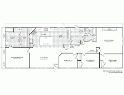 Fleetwood Manufactured Home Floor Plans by Fleetwood Modular Home Floor Plan Koshti