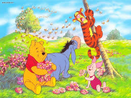 2048 winnie pooh characters
