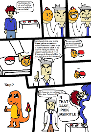 Memes Comic - pokemon comics know your meme