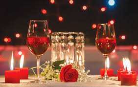 romantic table settings romantic table setting south valley magazine southvalley com