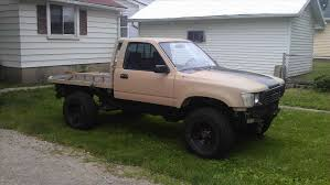 old toyota lifted the black stripe for truck pinterest chevrolet front side old