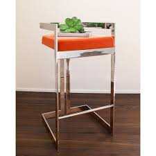best 25 orange bar stools ideas on pinterest live pop bars red