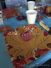 thanksgiving papercraft with cricut trishalyn