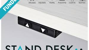 affordable sit stand desk the most affordable automatic sit to stand desk by steven yu