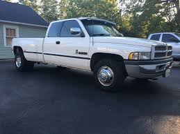 Dodge Ram Cummins 3500 - 1995 dodge ram 3500 cummins diesel dually for sale