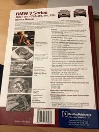 06 11 bentley 3 series service manual