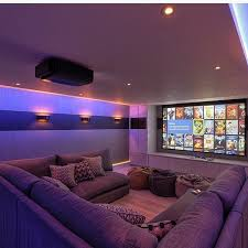 Unfinished Basement Ideas On A Budget Best 25 Small Movie Room Ideas On Pinterest Small Movie Movie