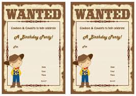 wanted birthday invitation template images invitation design ideas
