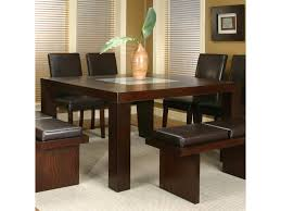 Square Dining Room Tables by Cramco Inc Contemporary Design Kemper Square Dining Table With