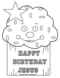 happy birthday jesus coloring happy birthday jesus coloring